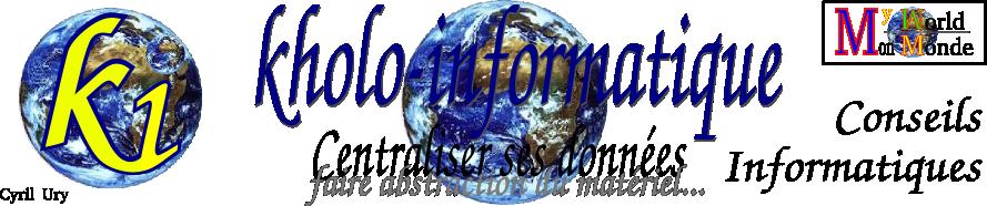Kholo Informatique - CU